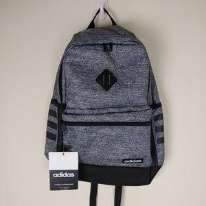 NWT Adidas Classic Backpack tech friendly fullsize